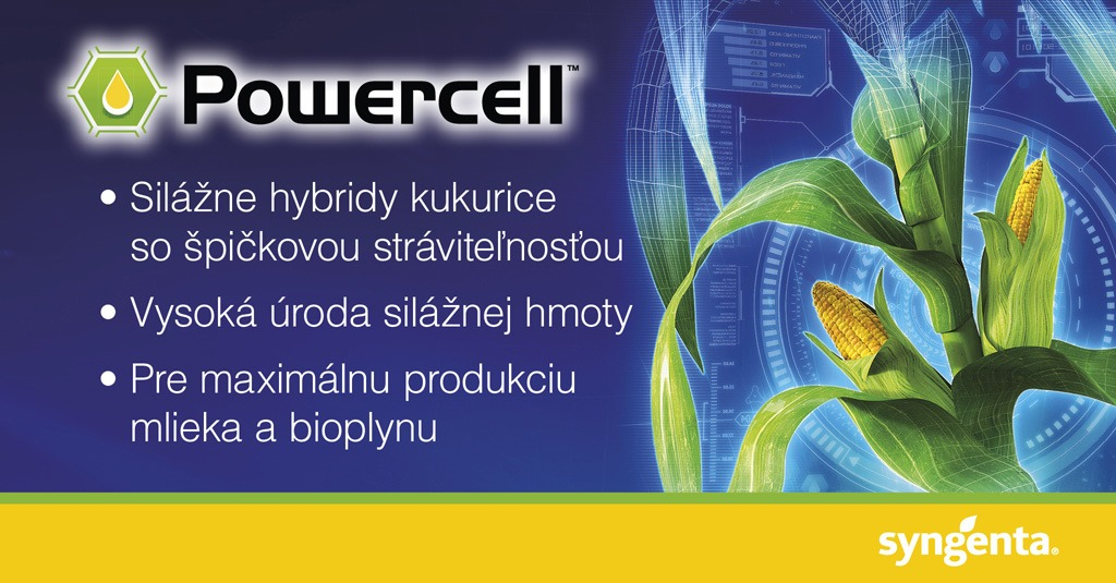 Kukurica Powercell